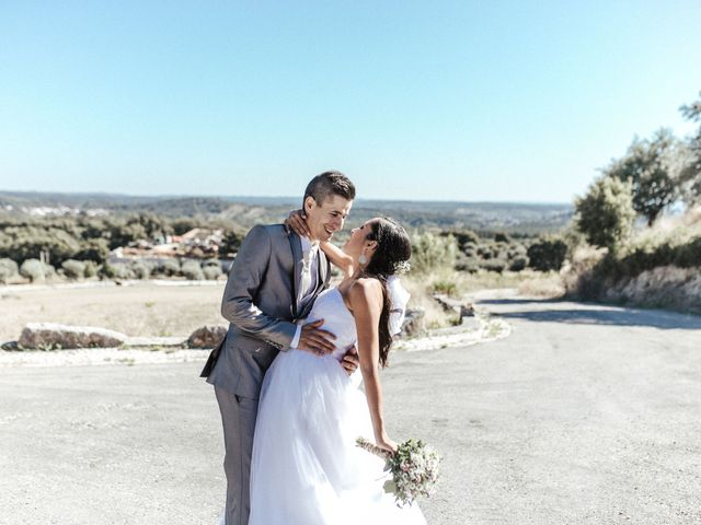 O casamento de Michael e Flávia em Alcanede, Santarém (Concelho) 26