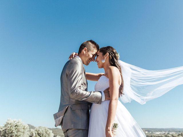 O casamento de Michael e Flávia em Alcanede, Santarém (Concelho) 27