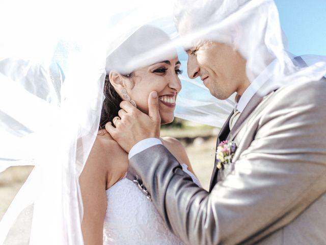 O casamento de Michael e Flávia em Alcanede, Santarém (Concelho) 28