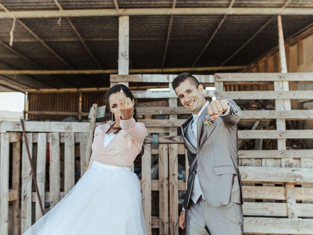O casamento de Michael e Flávia em Alcanede, Santarém (Concelho) 35