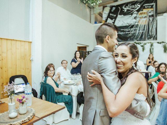 O casamento de Michael e Flávia em Alcanede, Santarém (Concelho) 38