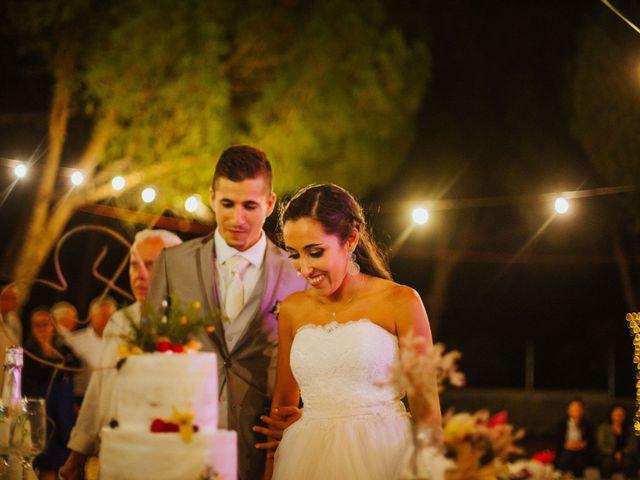 O casamento de Michael e Flávia em Alcanede, Santarém (Concelho) 40