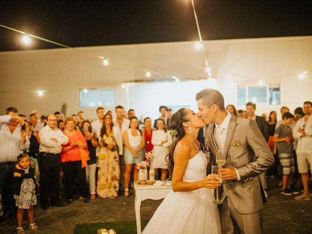 O casamento de Michael e Flávia em Alcanede, Santarém (Concelho) 43