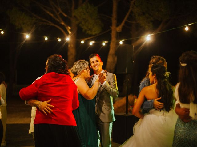 O casamento de Michael e Flávia em Alcanede, Santarém (Concelho) 46