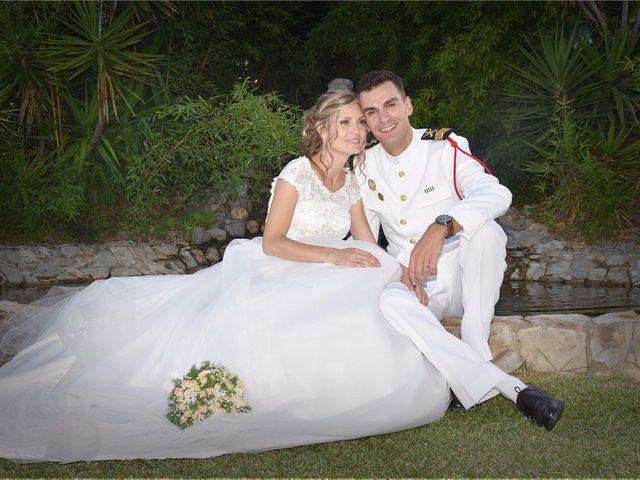 O casamento de Aline e Bruno