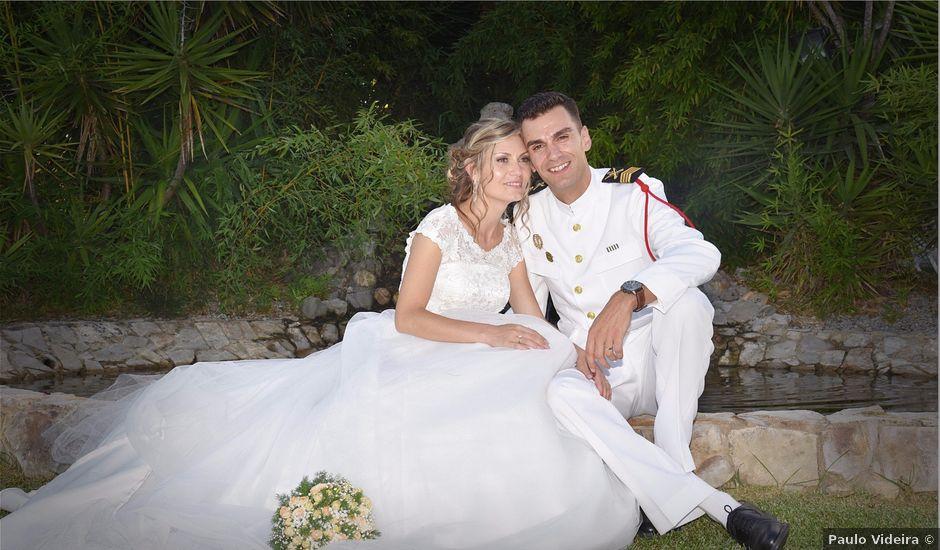 O casamento de Bruno e Aline em Palmela, Palmela