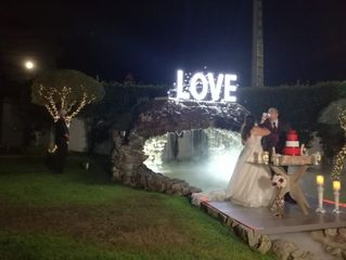 O casamento de Tania e Americo