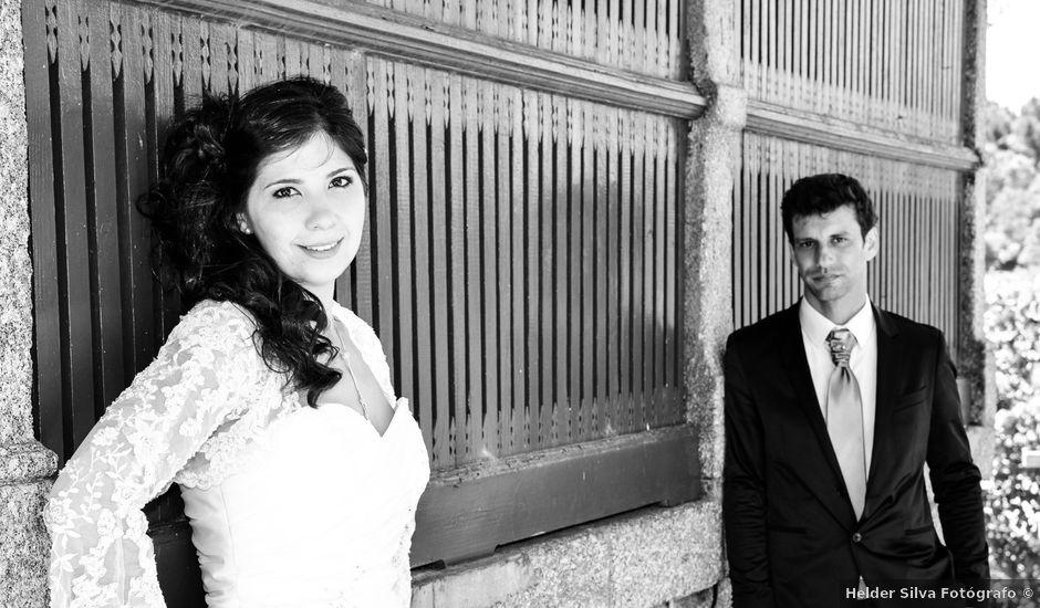 O casamento de Hugo e Joana em Gamil, Barcelos