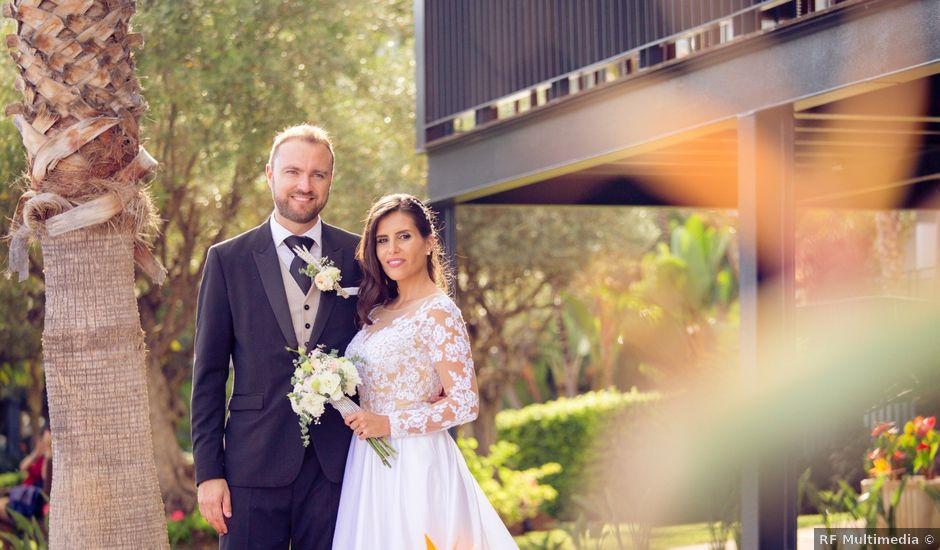 O casamento de Claudio e Liliana em Funchal, Madeira
