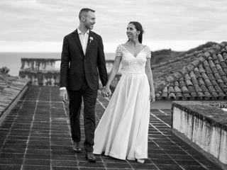 O casamento de Anna e Sean