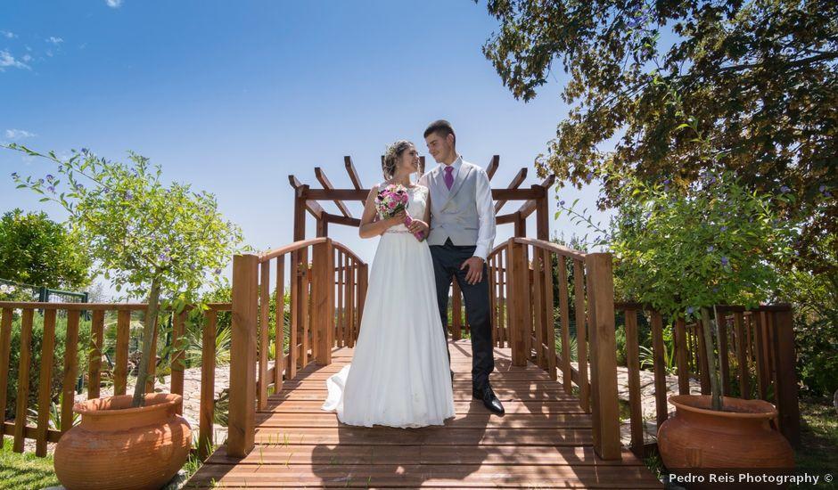 O casamento de Rúben e Vera em Ourém, Ourém