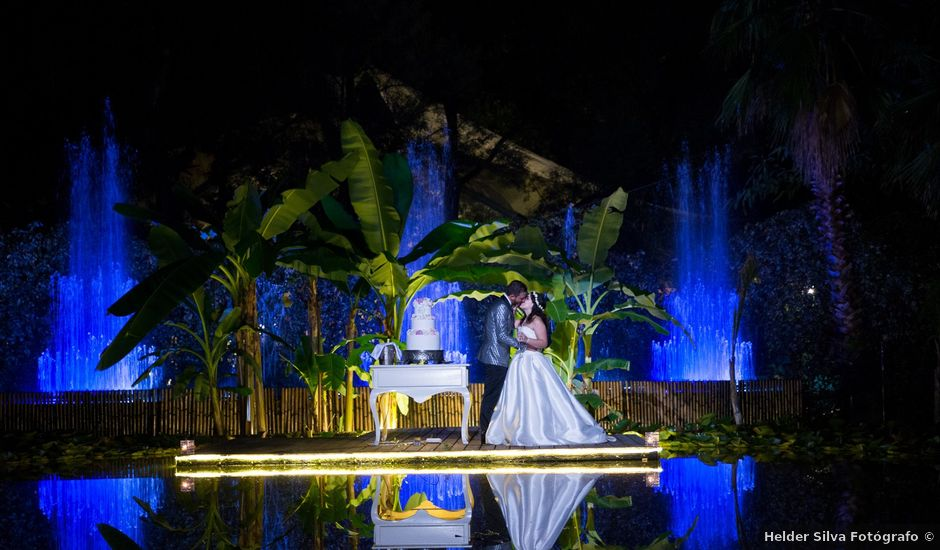 O casamento de Ricardo e Maria em Amares, Amares
