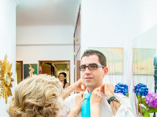 O casamento de Ilma e Tiago 2