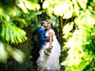 O casamento de Cláudia e Sérgio 1