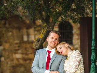 O casamento de Johanna e Antti 1