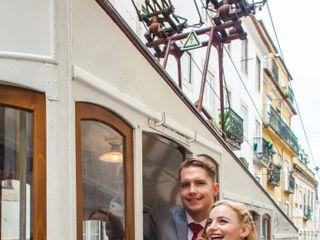 O casamento de Johanna e Antti 2
