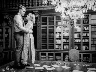 O casamento de Johanna e Antti