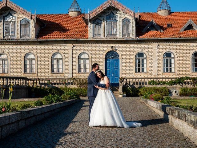O casamento de Patrícia e Diogo