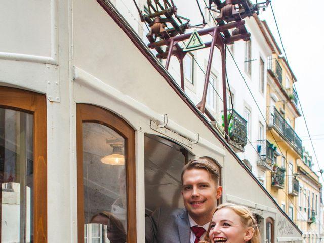 O casamento de Antti e Johanna em Lisboa, Lisboa (Concelho) 4