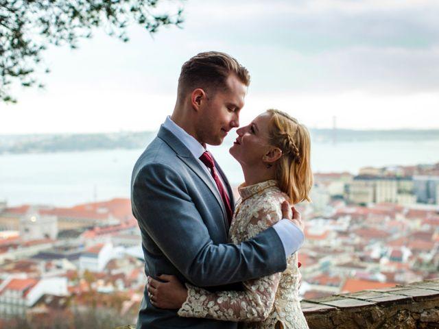 O casamento de Antti e Johanna em Lisboa, Lisboa (Concelho) 1