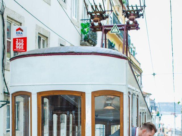 O casamento de Antti e Johanna em Lisboa, Lisboa (Concelho) 15