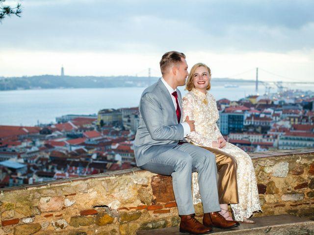 O casamento de Antti e Johanna em Lisboa, Lisboa (Concelho) 20