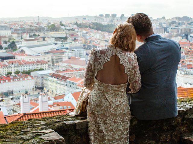 O casamento de Antti e Johanna em Lisboa, Lisboa (Concelho) 31