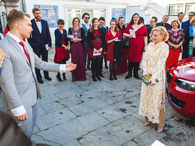 O casamento de Antti e Johanna em Lisboa, Lisboa (Concelho) 33