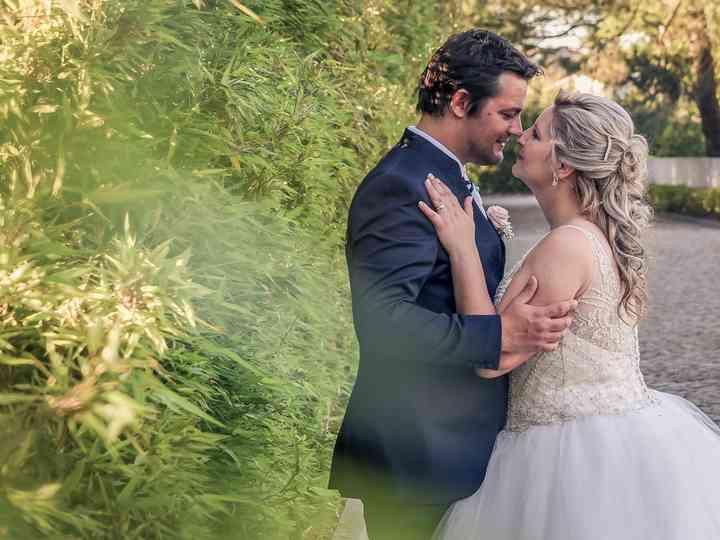 O casamento de Luísa e Nuno