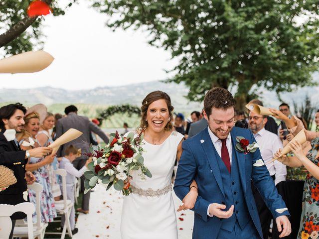 O casamento de Alun e Sara em Lamego, Lamego 1