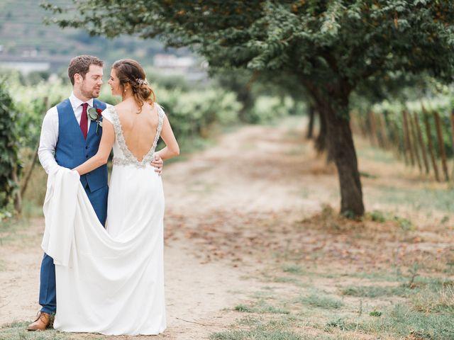 O casamento de Alun e Sara em Lamego, Lamego 58