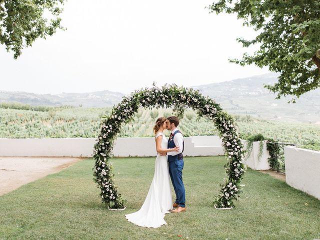 O casamento de Sara e Alun