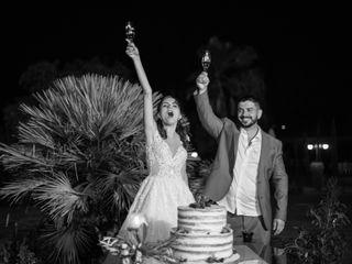 O casamento de Patrícia e Alexandre