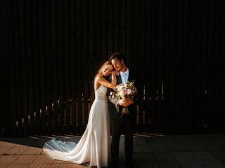 O casamento de Sofia e Luca