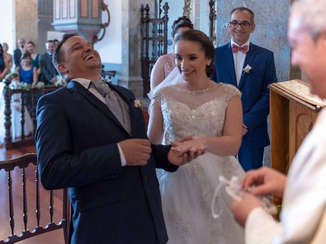 O casamento de Élvio e Cláudia em Camacha, Madeira 35