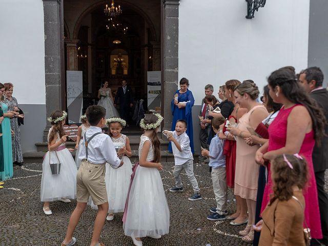 O casamento de Élvio e Cláudia em Camacha, Madeira 50