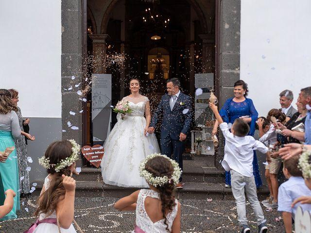 O casamento de Élvio e Cláudia em Camacha, Madeira 51
