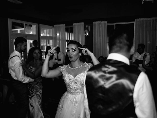 O casamento de Élvio e Cláudia em Camacha, Madeira 80