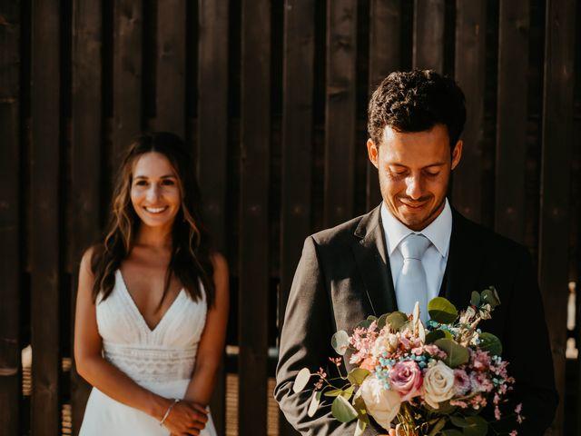 O casamento de Luca e Sofia em Santiago de Litém, Pombal 10