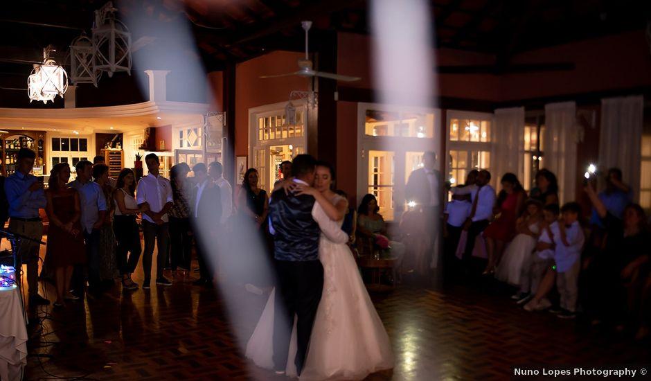 O casamento de Élvio e Cláudia em Camacha, Madeira