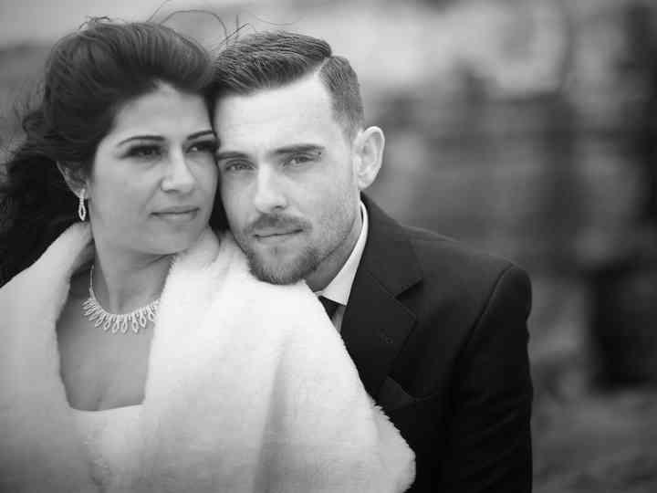 O casamento de Tatiana e João