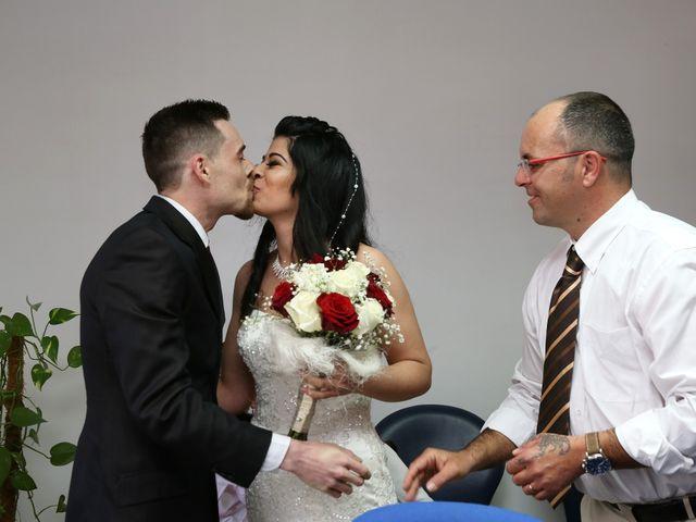 O casamento de João e Tatiana em Almeirim, Almeirim 27