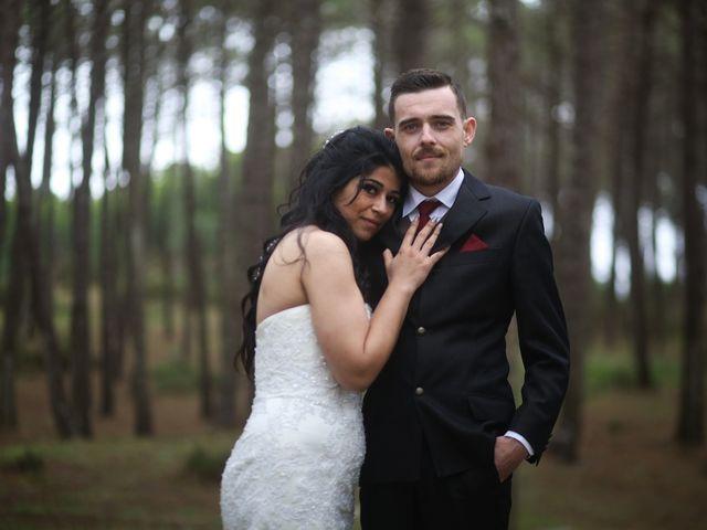 O casamento de João e Tatiana em Almeirim, Almeirim 1