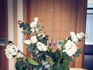 O casamento de Carla e Daryl 3