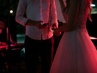 O casamento de Ana e Gabriel