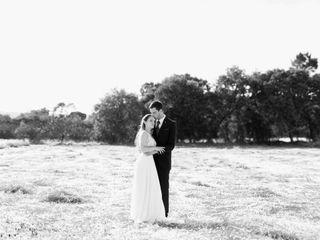 O casamento de Carolina e Francisco