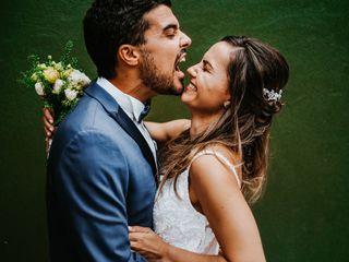 O casamento de Silvia e Diogo