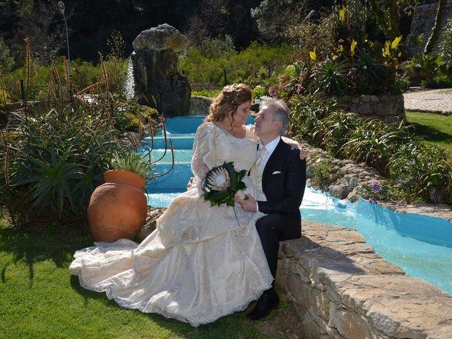 O casamento de Isabel e Marcelino