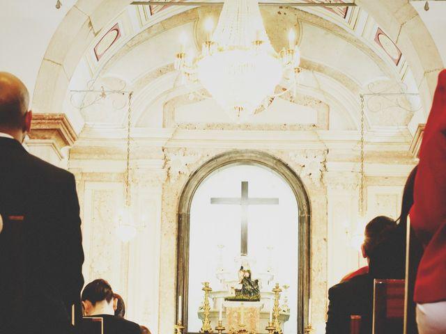 O casamento de Ricardo e Margarida em Sintra, Sintra 17