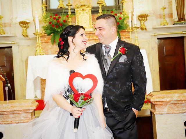 O casamento de Ricardo e Margarida em Sintra, Sintra 1